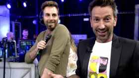 David Valldeperas debuta como presentador de 'Sálvame'