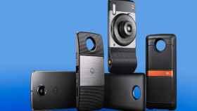 Dos cámaras espectaculares en los nuevos Motorola Moto Mods
