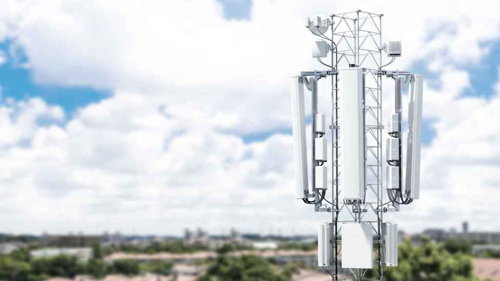 El objetivo de Movistar es aumentar su despliegue 4G a zonas más remotas y prepararse para el 5G