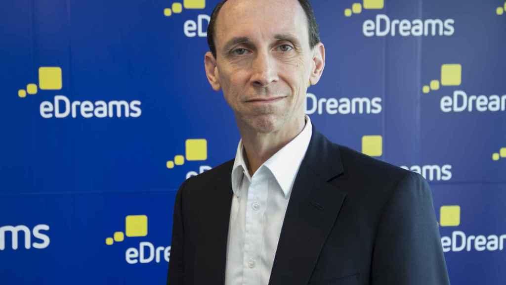 El consejero delegado de eDreams, Dana Dunne.