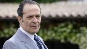 El actor Santiago Meléndez.