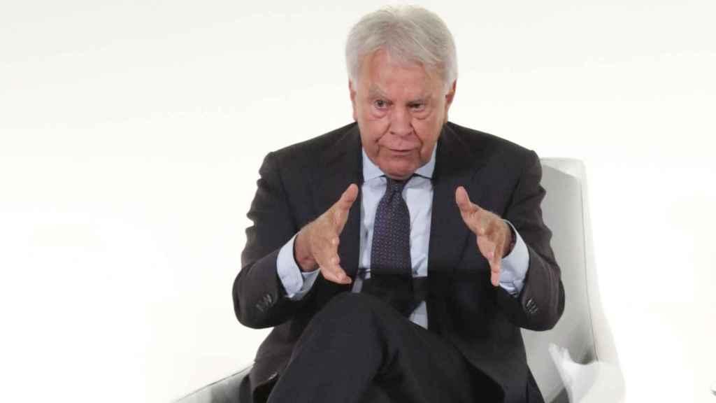 Felipe González, en una imagen de archivo.