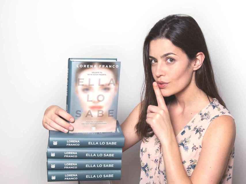 Lorena Franco ha publicado doce novelas.