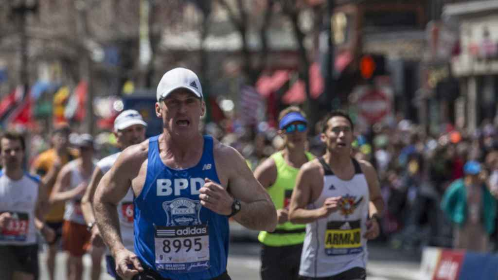 Maratón de Boston.