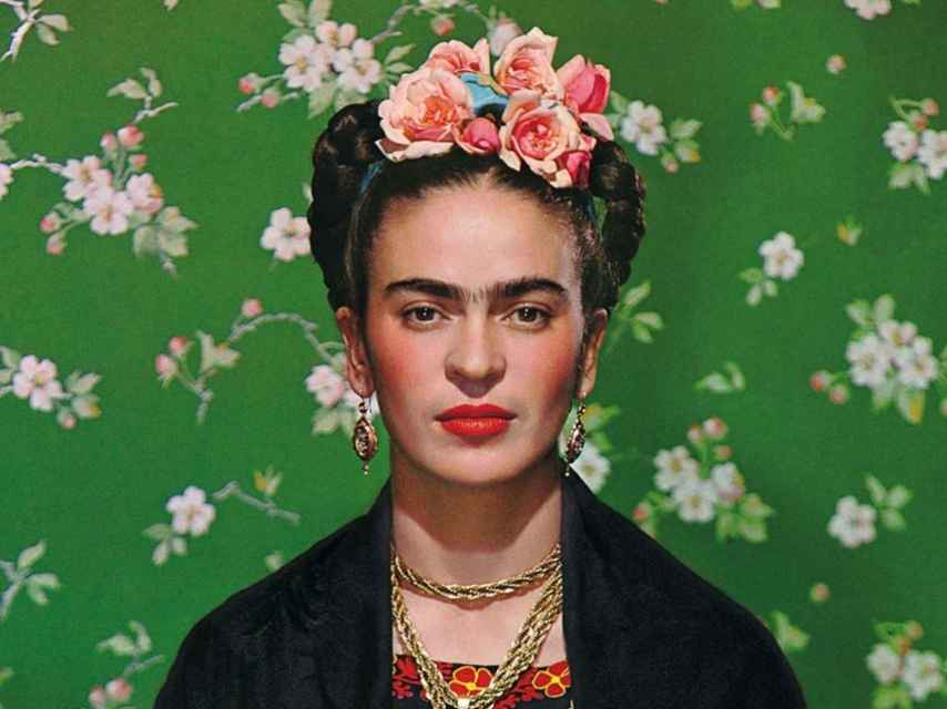 Frida Kahlo cumple 110 años.