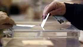 Imagen de una urna electoral