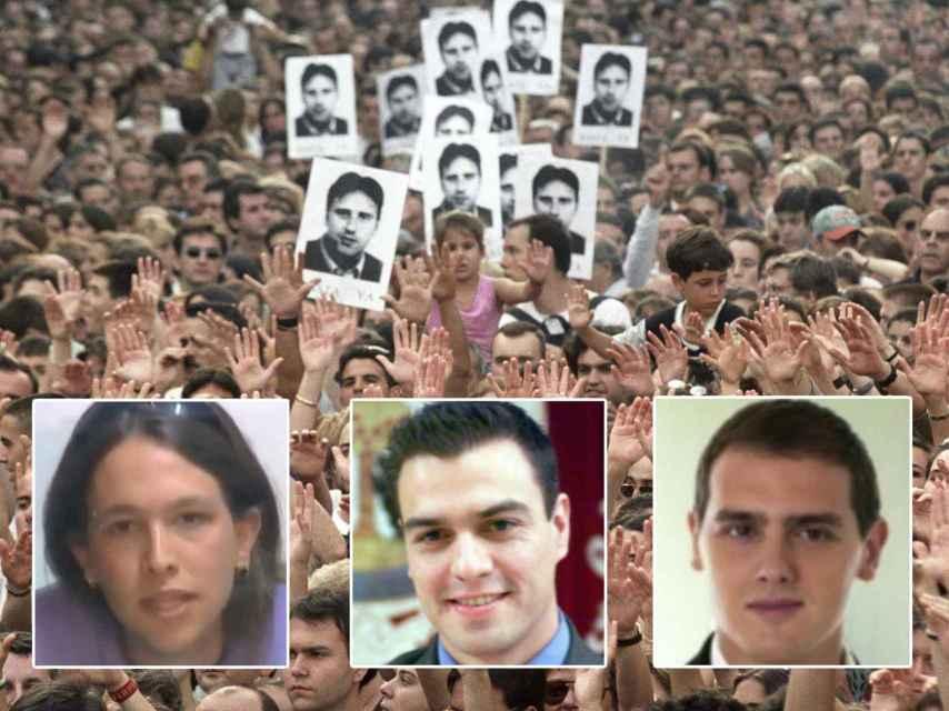 25 personajes recuerdan qué hacían el día del asesinato de Miguel Ángel Blanco
