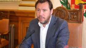 oscar puente alcalde ayuntamiento valladolid 1