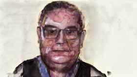 Retrato del investigado Antonio Ruiz