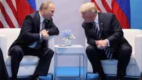 Trump y Putin se han reunido por primera vez en el G20 de Hamburgo