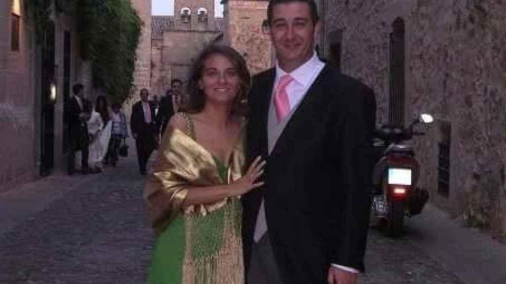 José y Macarena, en una imagen de archivo