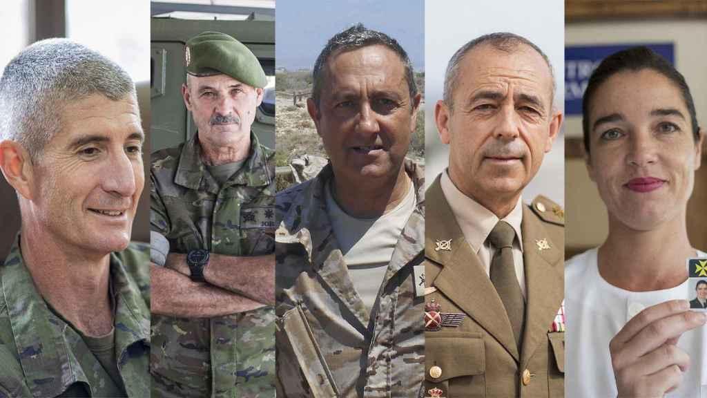 Cinco militares que reconquistaron Perejil cuentan a EL ESPAÑOL cómo lo lograron.