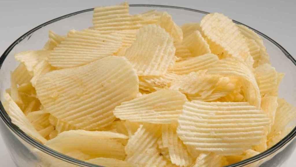 Papatas chips
