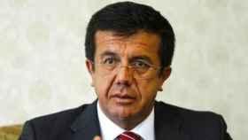 Ministro turco Nihat Zeybekci.