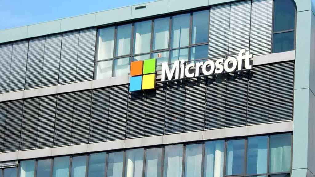 Edificio de Microsoft.