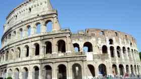 El coliseo romano, una de las arquitecturas vivas después de 2000 años.