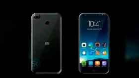 El Xiaomi Mi Mix no será el único sin marcos: nuevos renders del Xiaomi X1