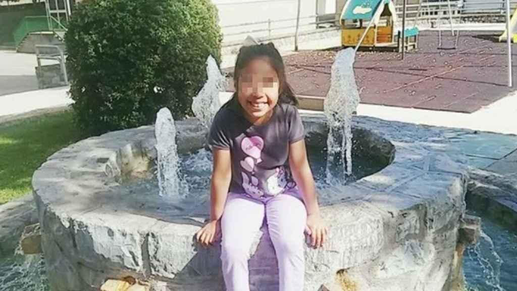 Naiara, la niña de Sabiñánigo maltratada hasta morir.