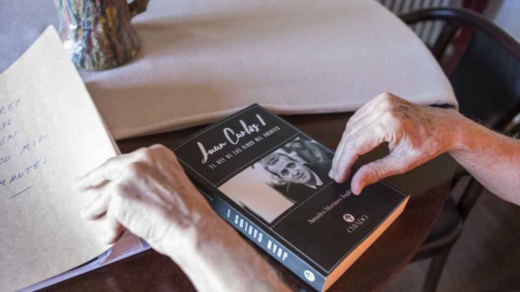 El libro y los documentos de Martínez Inglés.