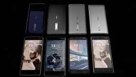 Ya conocemos todos los Nokia con Android gracias a sus procesadores filtrados