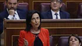 La portavoz del PSOE en el Congreso, Margarita Robles, en una imagen de archivo.