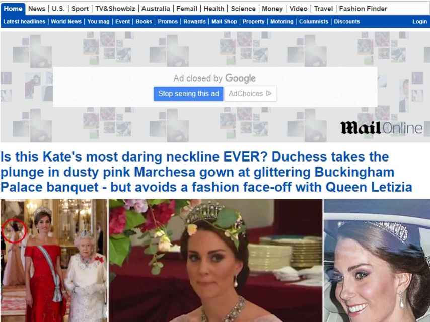 The Daily Mail.