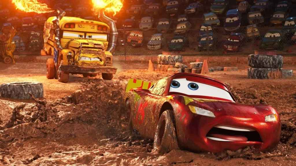 Fotograma de Cars 3.