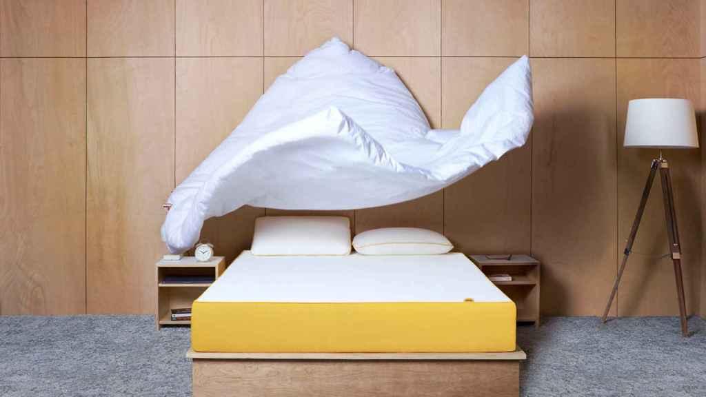 El colchón de Eve Sleep.