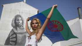 Jenifer, de gitana transexual oculta a 'monumento' de Córdoba