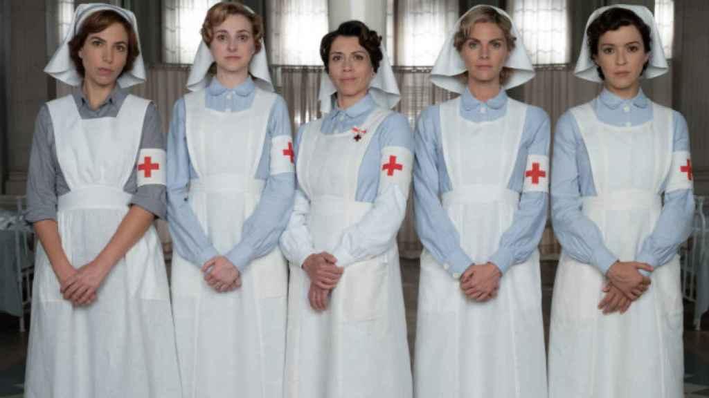 Así Son Las Enfermeras De Tiempos De Guerra La Nueva Serie De Antena 3