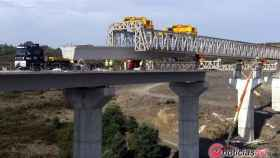 zamora adif viaducto otero alta velocidad 2