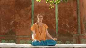 Julia Roberts en la película Come, reza, ama (2010).