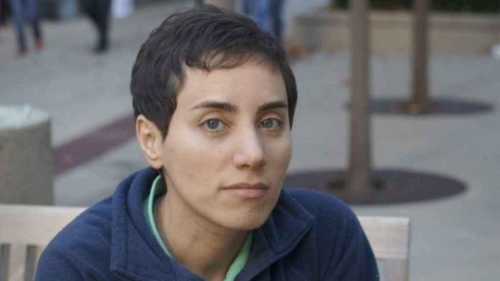 Maryam Mirzakhani en una foto de archivo.