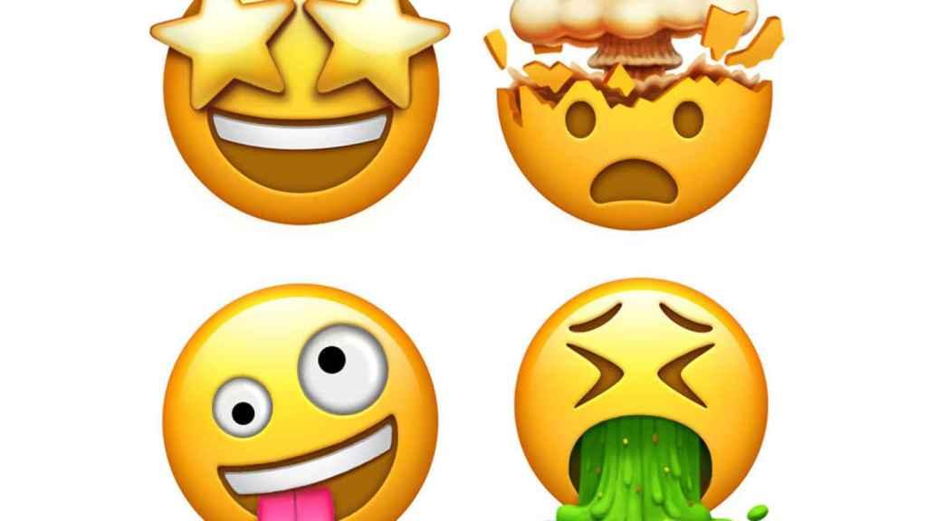 apple emoji unicode 10 1