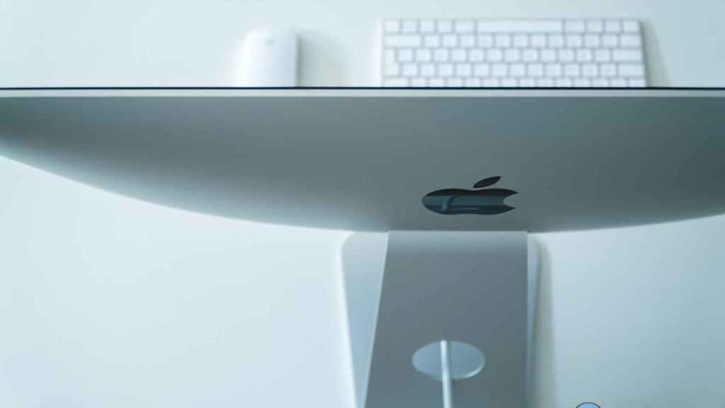 iMac de 27 pulgadas.