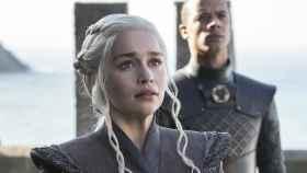 Daenerys llega a Rocadragón.