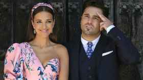Paula Echevarría y David Bustamanate.