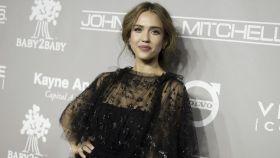 La actriz Jessica Alba en una imagen de archivo.