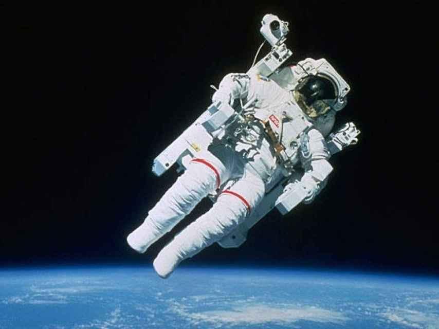 Después de meses sin gravedad los astronautas no se adaptan fácil a la vida en la Tierra.