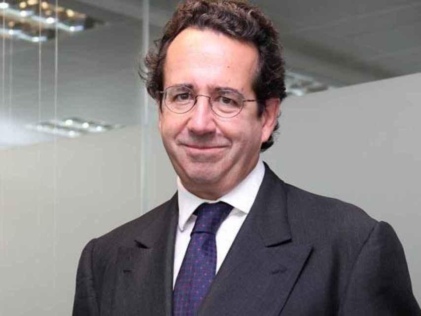 Alfonso Rodés, CEO de Havas Media en España, en una imagen de archivo.