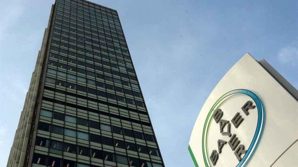 Una de las instalaciones de Bayer, en una imagen de archivo.