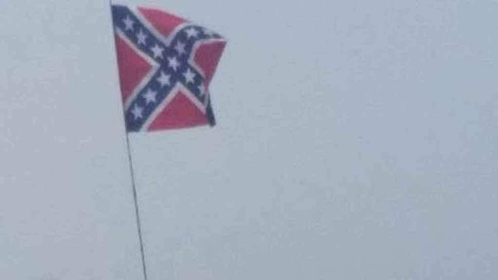 Bandera confederada.