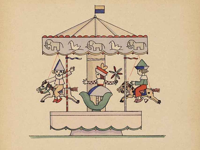 Ilustración de Tom Seindmann Freud.