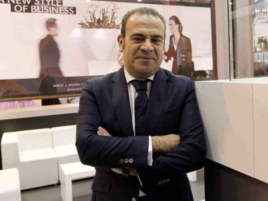 Gabriel Escarrer Jaume, vicepresidente y consejero delegado de Meliá.