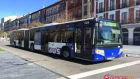 Autobus-Valladolid-Auvasa