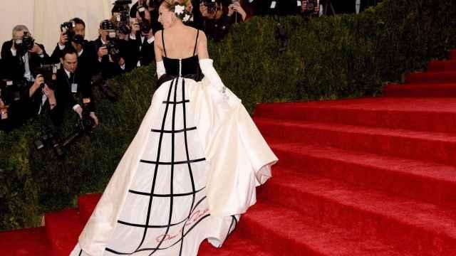 Óscar de la Renta en diez vestidos de alfombra roja