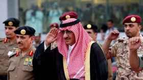 Bin Nayef, en una imagen de archivo