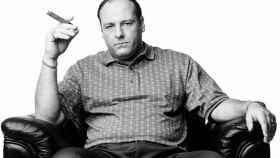 El protagonista de la serie, Tony Soprano