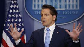 El nuevo director de comunicación de la Casa Blanca, Anthony Scaramucci.