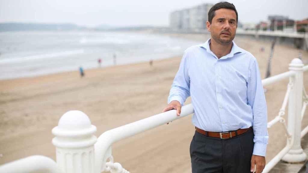 Alejandro Martínez Peón, exconsejero delegado de Telecable